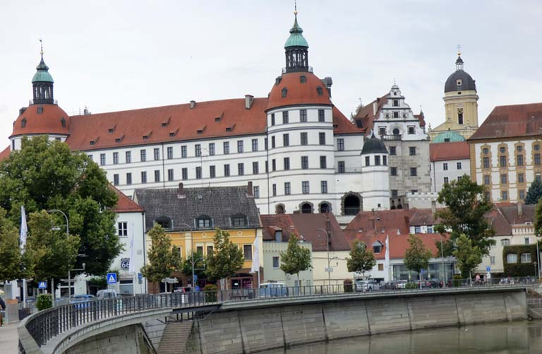 Schloss von Neuburg