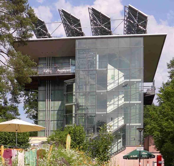 Das Biosphärenhaus