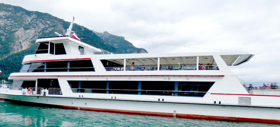 Schifffahrt Achensee