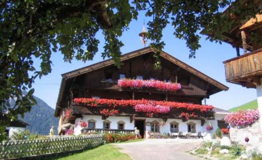 Beim Sollererwirt in Thierbach